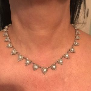 Judith Ripka 925 silver Necklace